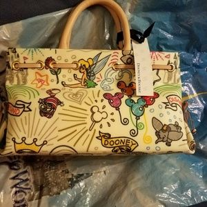 Disney dooney & bourke bag new with tag.